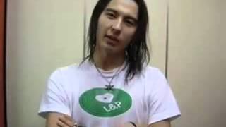 藤田玲動画メッセージ Love & Peace Vol.1 2007年8月31日 金曜日 原宿ア...