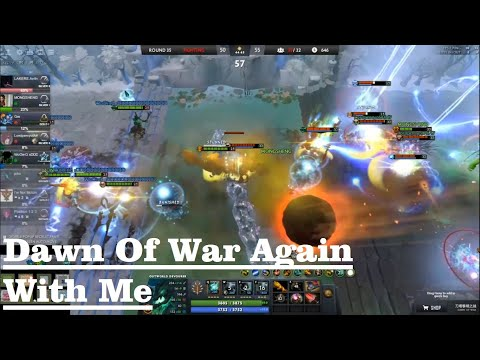 Outworld Devourer + IO | Dawn Of War | Arcade Dota 2
