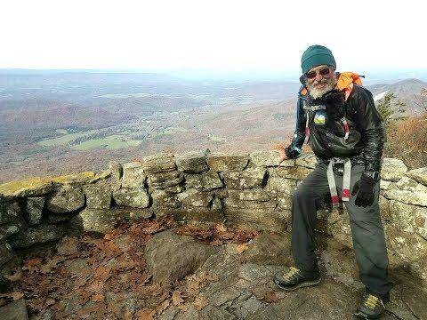 Phil Baker's 2017 Appalachian Trail Thru-Hike Presentation