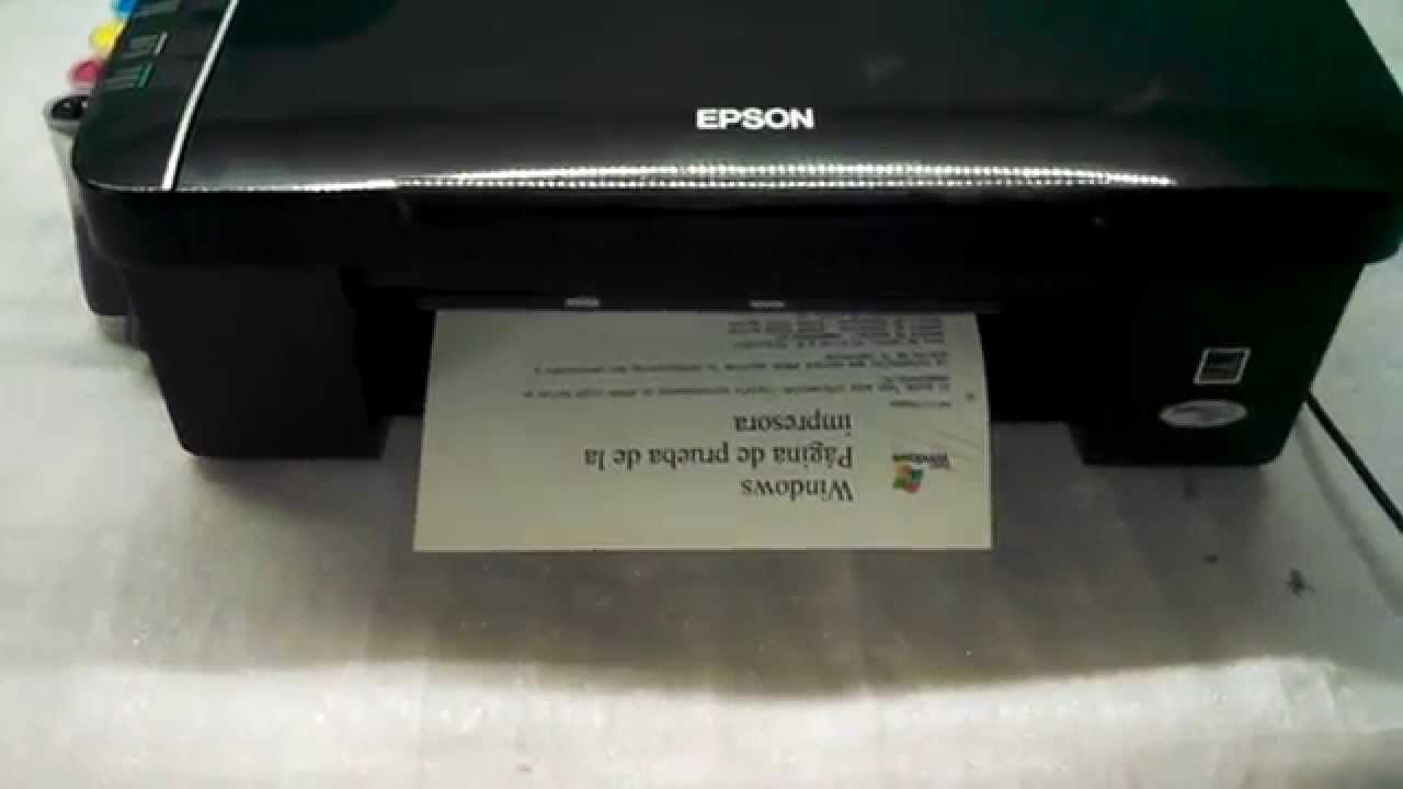 EPSON TX110 SCAN DRIVERS