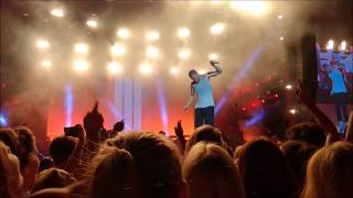 IMAGINE DRAGONS - Walking the Wire - Gold - I Don't Know Why - Yesterday | Colours of Ostrava 2017
