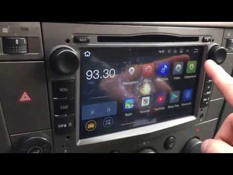 radio vectra c android youtube. Black Bedroom Furniture Sets. Home Design Ideas