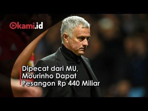 Dipecat dari MU, Mourinho Dapat Pesangon Rp 440 Miliar Mp3