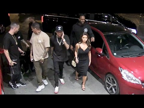 EXCLUSIVE - Tyga and girlfriend Demi Rose in Cannes thumbnail