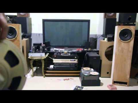 Speaker Fullrange 8