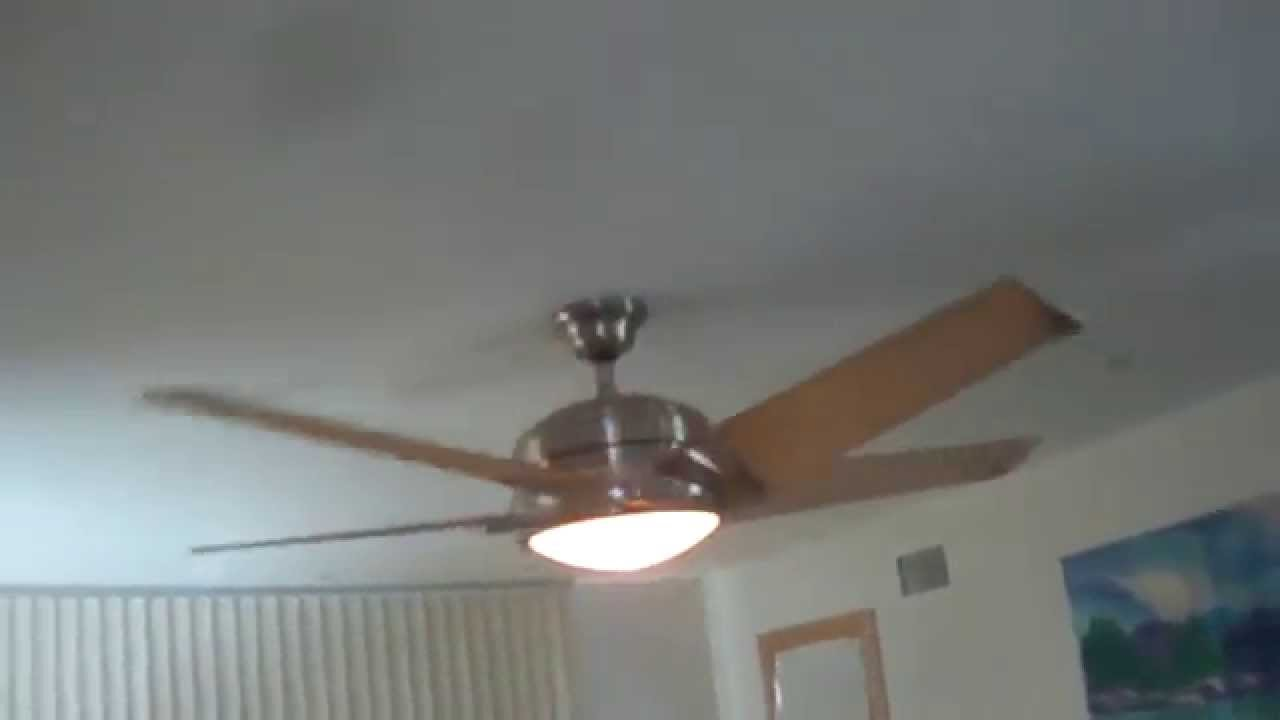 Casablanca stealth ceiling fan youtube casablanca stealth ceiling fan aloadofball Images