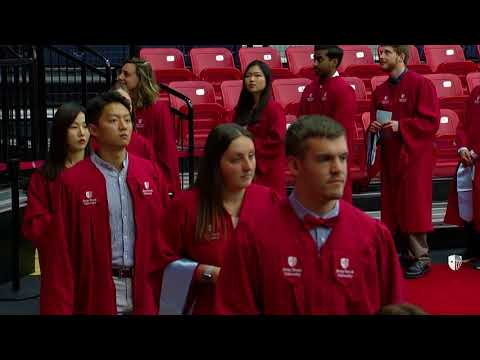 Stony Brook University Baccalaureate Honors Convocation, May 2018