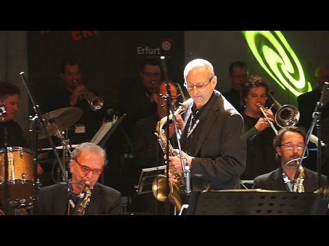 NERLY BIGBAND & Solisten der Band - What Is Hipp - New Orleans Music  Festival Erfurt 2016