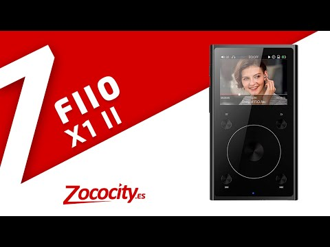 FiiO X1II Review análisis en español - Reproductor MP3 FLAC