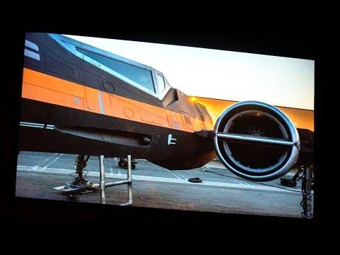 FULL Star Wars: Galaxy's Edge Imagineer presentation during Galactic Nights, Walt Disney World