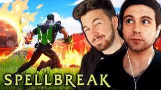 WIGETTA EN NUEVO BATTLE ROYALE  (SPELLBREAK)