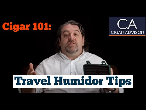 Cello On or Off Cigars in Travel Humidor? - Cigar 101