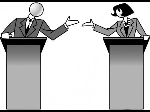 Debate to win by TM Reghunath Nair - Lagoon Toastmasters