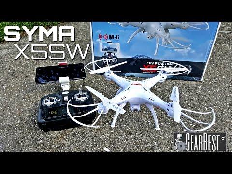 Дрон Syma X5SW Explorers с 2mpx HD камера, 2.4 Ghz обхват до 200 метра 73