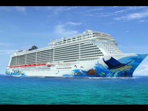 Paquete turístico y viaje en Crucero NCL Escape por el Caribe Oriental