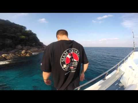 Phuket Scuba Diving in Thailand with Siam Aquatic Adventures