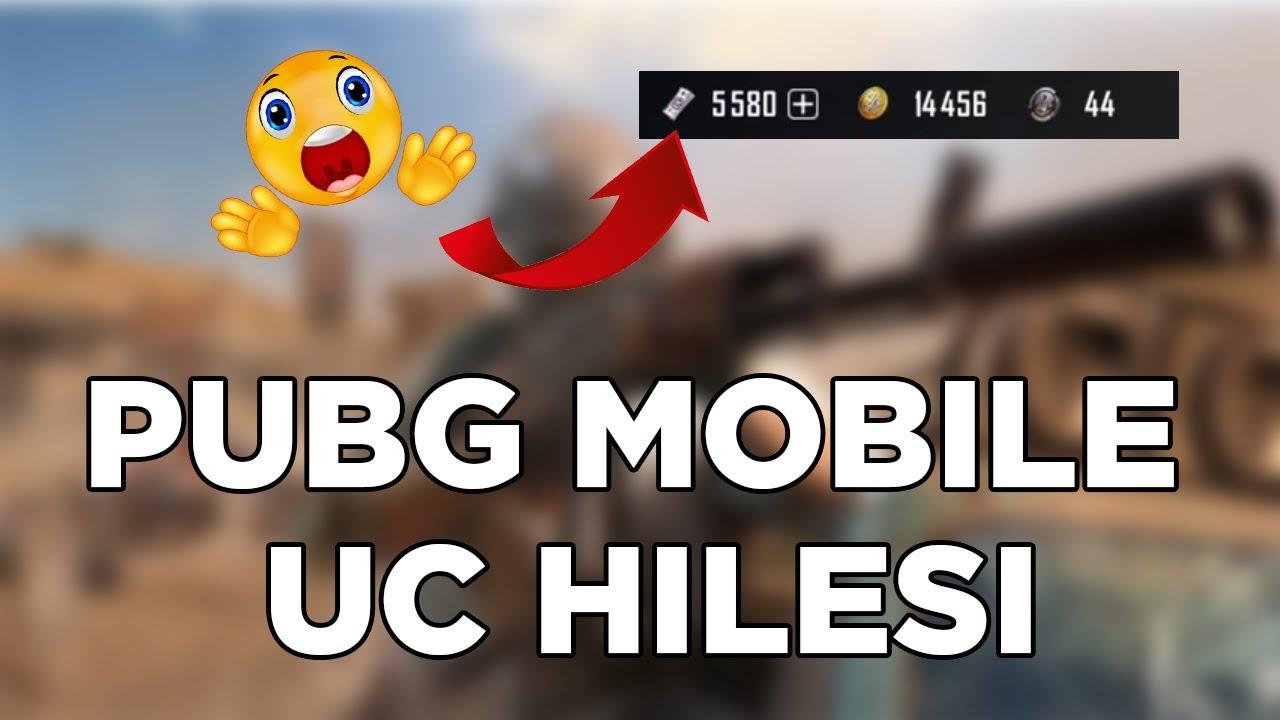PUBG Mobile UC Hilesi Güncel 2019 !