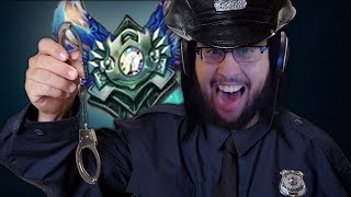 Imaqtpie - SURPRISE! IT'S THE D1 POLICE!
