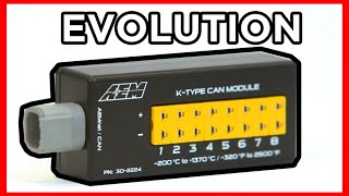 homepage tile video photo for The EVOLUTION of CAN BUS CONNECTION!
