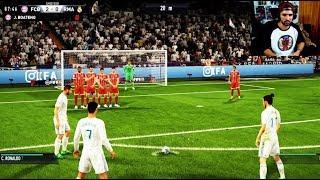 TIROS LIBRES EN FIFA 18 - ¿HAN CAMBIADO?