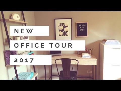 Black Home Office Desks