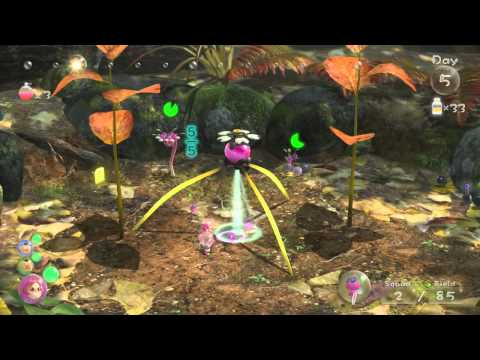 Pikmin 3 - 10 Day All Fruit Run
