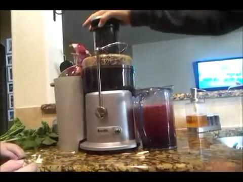 Electriq Premium Cold Pressed Vertical Slow Juicer And Smoothie Maker Review : Kuvings Cold Press Juicer vs Breville Doovi