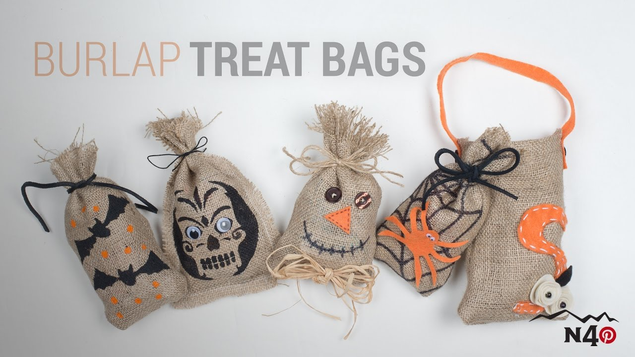 Pinterest Treat Bags You