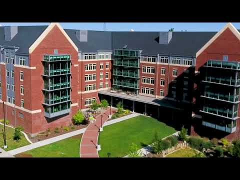 EWU Campus Tour Video 2017
