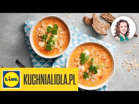 Zupa Pomidorowa Z Mlekiem Kokosowym Monika Mrozowska Przepisy Kuchni Lidla