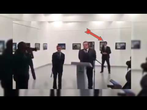 FULL - Video ambassador shoot And ceremony ass Russian ambassador taken to Moscow