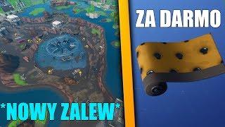 NOWY ZALEW ZDOBYCZY + NOWY EVENT! |Fortnite BR