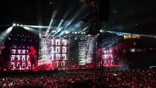 Jay Z Empire State of Mind live at FNB Stadium