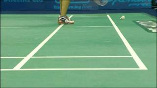 Final Womens Single Commonwealth games 2010