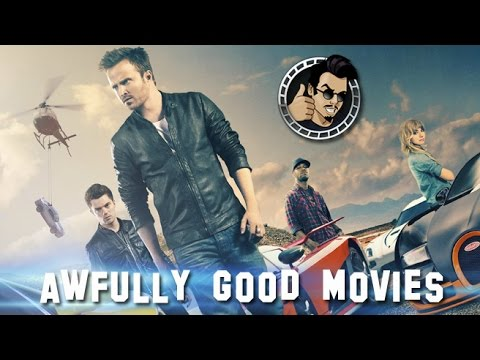 Awfully Good Movies: Need For Speed (HD) JoBlo.com Exclusive