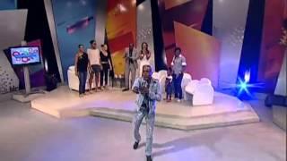 Nagrelha (Os Lambas) - Sobe & Aniversário de Vânia Vilela | Zimbando | Tv ZImbo