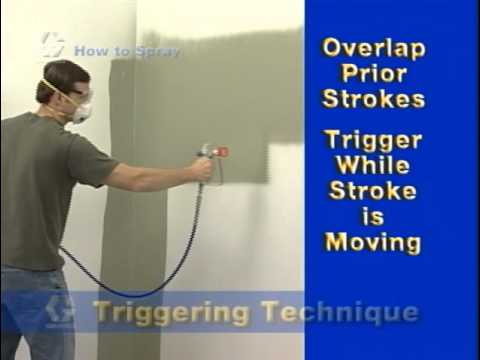 How To Spray: Helpful Tips Before Using Your Paint Sprayer