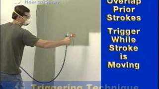 How Spray Helpful Tips Using Your Paint Sprayer
