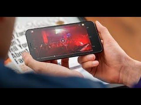 Vodafone Smart 4 Max Spesificasion