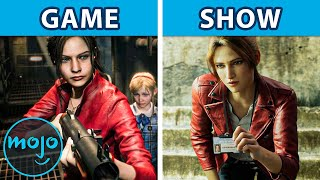Top 10 Differences Between Resident Evil: Infinite Darkness And The Video Games