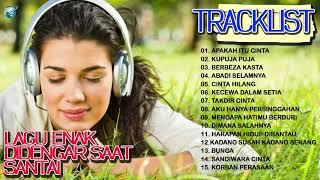 Download lagu LAGU ENAK DIDENGAR SAAT SANTAI- APAKAH ITU CINTA,KU PUJA PUJA TERPOPULER 2020