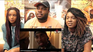 All Eyez on Me Official Trailer #2 Tupac Biopic REACTION + THOUGHTS!!!