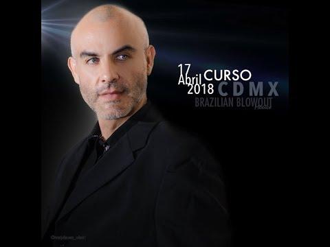 Ricardo Fonseca Embajador Técnico Brazilian Blowout México