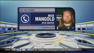 Nick Mangold on the Jets slow start to the 2016-2017 season