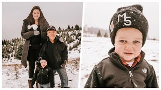 Tori Roloff: My Family Almost Died While Shopping for a Christmas Tree!