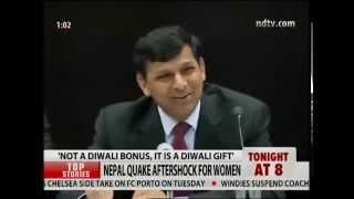 Funny QA ! Reserve Bank Of India (RBI) Rate Cut -Raghuram Rajan ! Raghuram Rajan Dialogue