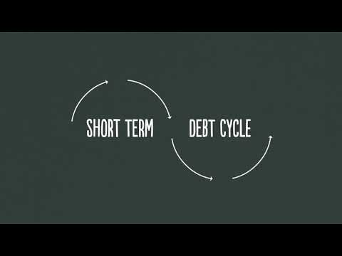 How The Economic Machine Works & Why It Grows and Crushes - Ray Dalio