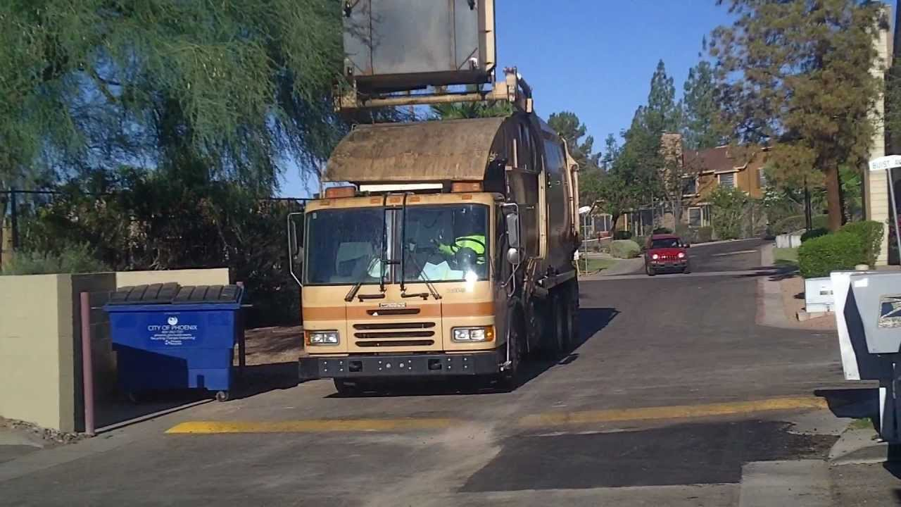 City Of Phoenix Garbage Pickup - Photos and Description ...