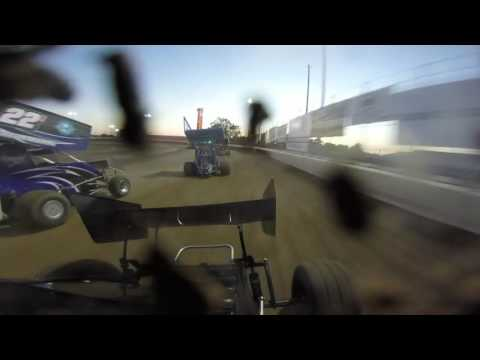 Night 1 Delta Speedway Heat Race 9-3-16