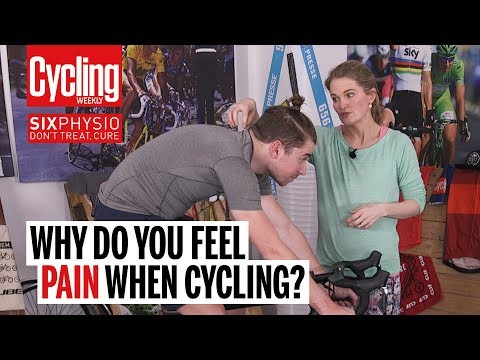 Why Do You Feel Pain When Cycling? | Cycling Weekly & Six Physio